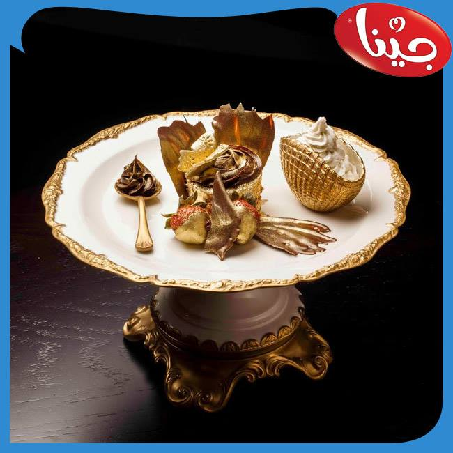 The most expensive Cupcake Cup Cake in the world was manufactured in Dubai and has been renamed The Golden Phoenix